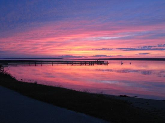 Saskatchewan Sunset over Waskesiu Lake