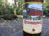 A few days into the trip we realized the beer we were drinking was called Red Bridge, with an illustration that looks A LOT like the bridge where we had our wedding photo shoot. Strange coincidence!