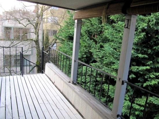 Deck trees