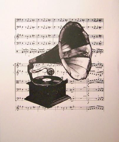 Gramaphone.Dan Quinton