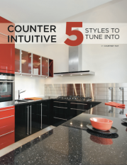Counter Intuitive, Fine Homes